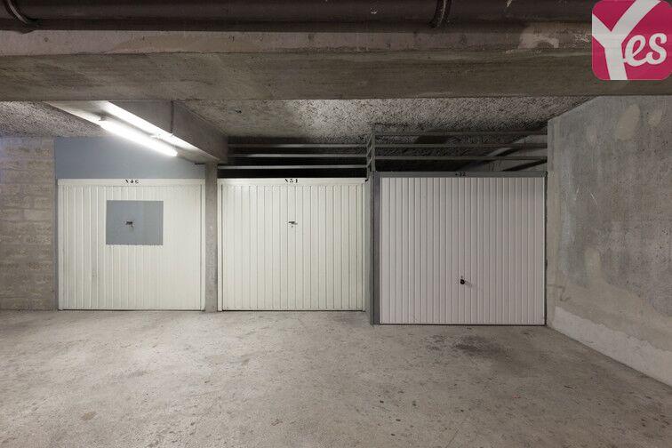 Parking Allée de la Sirène - La Source - Créteil location mensuelle