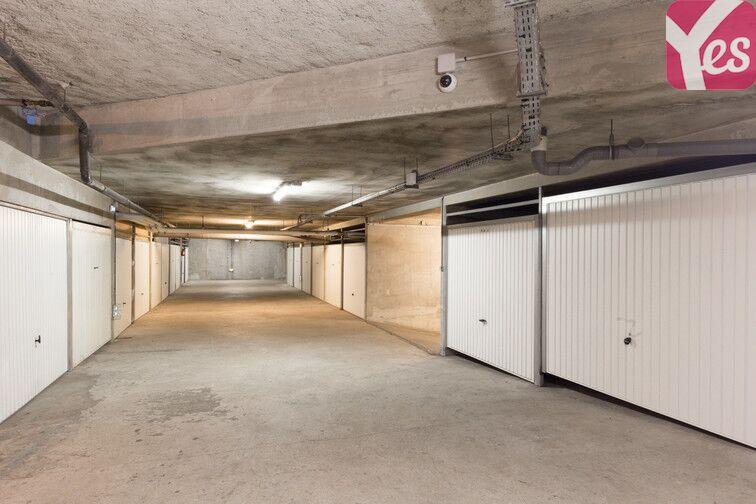 Parking Allée de la Sirène - La Source - Créteil sécurisé