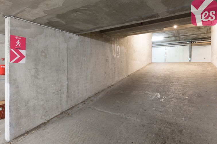 Parking Allée de la Sirène - La Source - Créteil garage