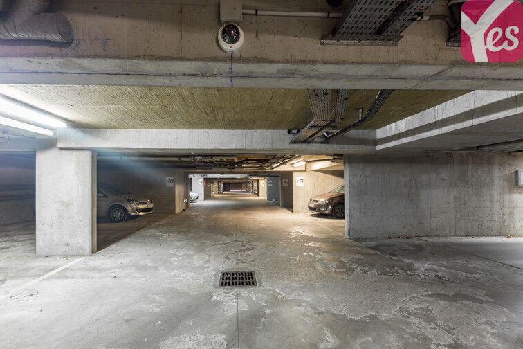 Parking Champeval - Créteil garage