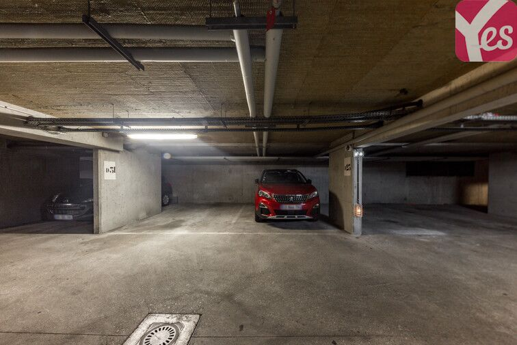 Parking Champeval - Créteil Créteil