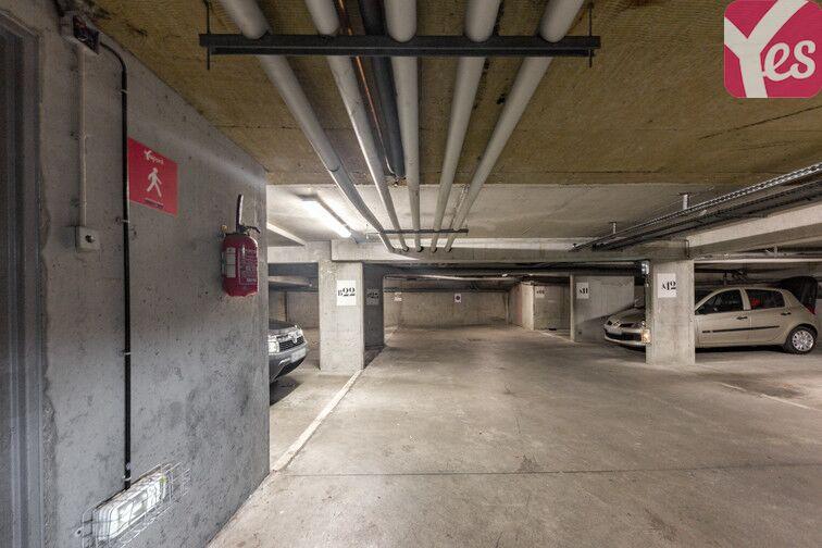 Parking Champeval - Créteil 24/24 7/7