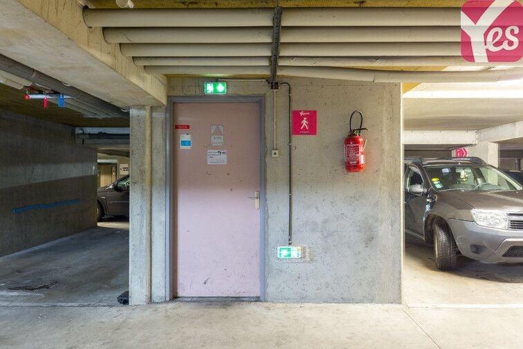 Parking Champeval - Créteil location
