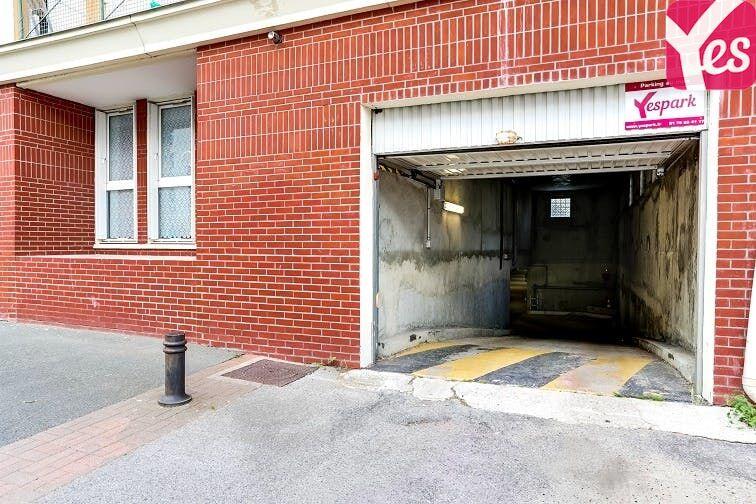 Parking Gare de Plaisir Grignon Plaisir