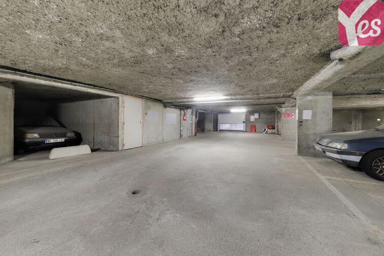 Parking Plateau Sud - Vitry-sur-Seine location mensuelle