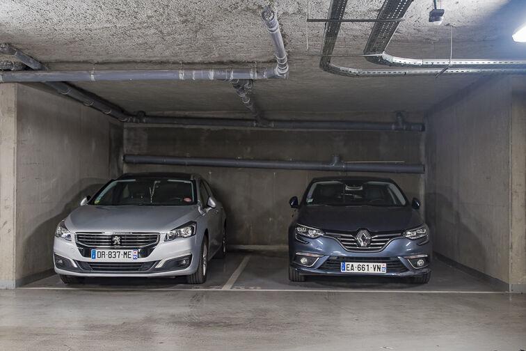 Parking Sablons - Sarcelles à louer
