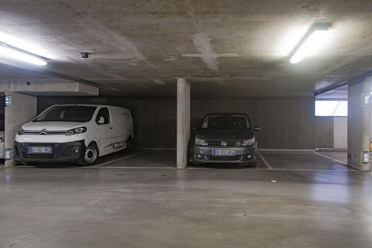 Parking Sablons - Sarcelles souterrain