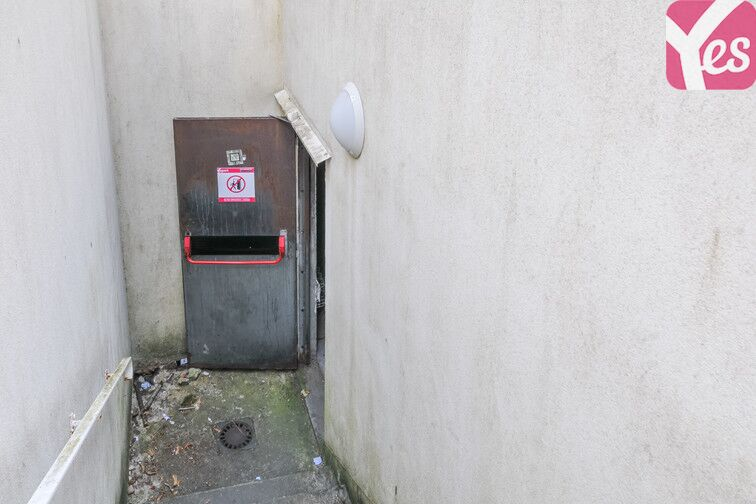 Parking Jean Bouin - Gagny box