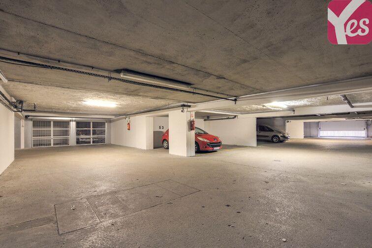 Parking Jean Bouin - Gagny sécurisé
