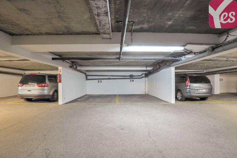 Parking Jean Bouin - Gagny gardien