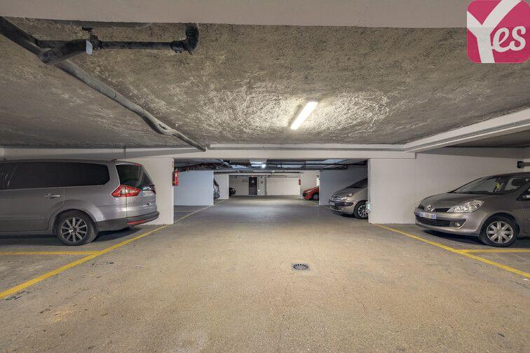 Parking Jean Bouin - Gagny souterrain