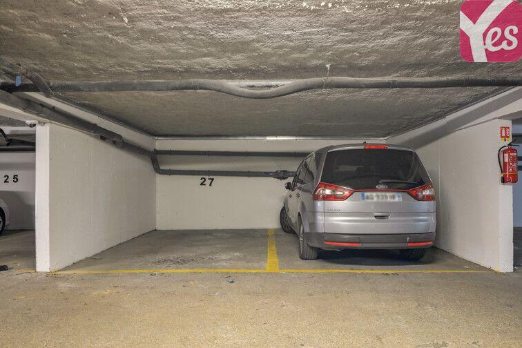 Parking Jean Bouin - Gagny 93220