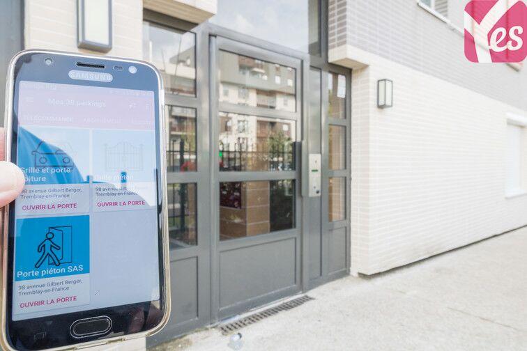 Parking Centre-ville - Tremblay-en-France location
