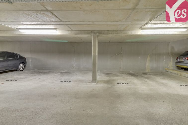 Parking Centre-ville - Tremblay-en-France 24/24 7/7
