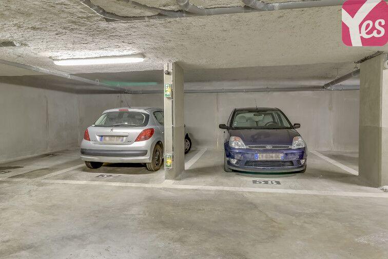 Parking Centre-ville - Tremblay-en-France garage