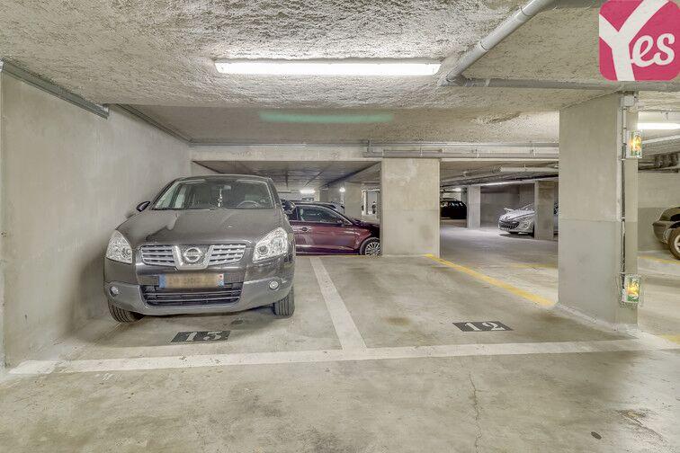 Parking Centre-ville - Tremblay-en-France avis