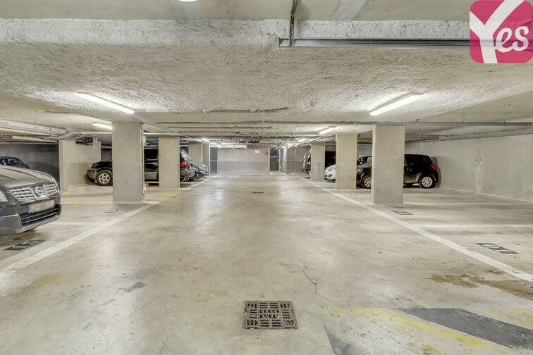 Parking Centre-ville - Tremblay-en-France location mensuelle