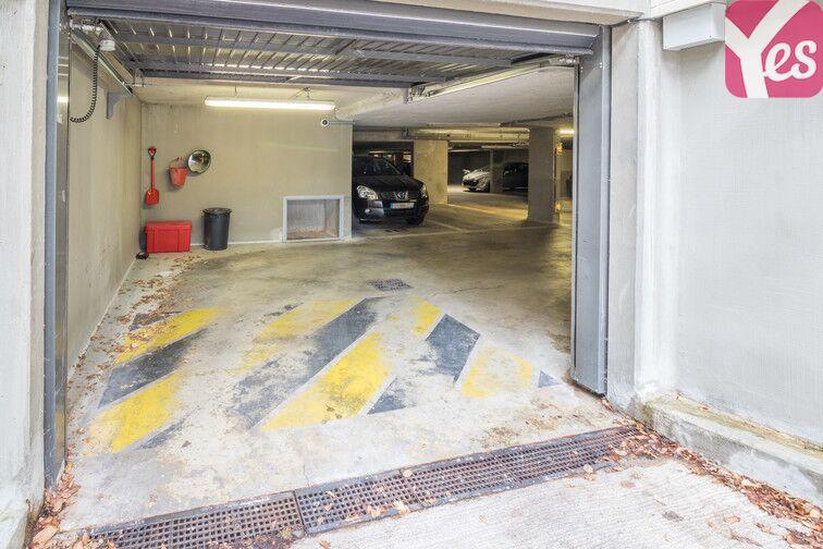 Parking Centre-ville - Tremblay-en-France sécurisé