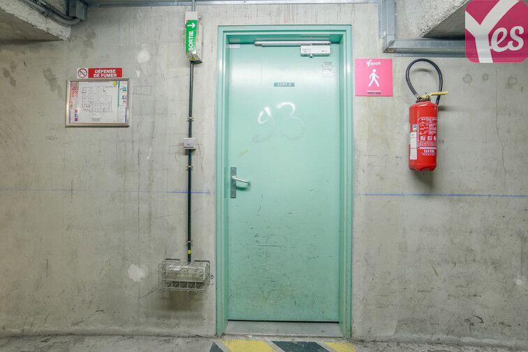 Parking Zone Industrielle - Viry-Châtillon souterrain
