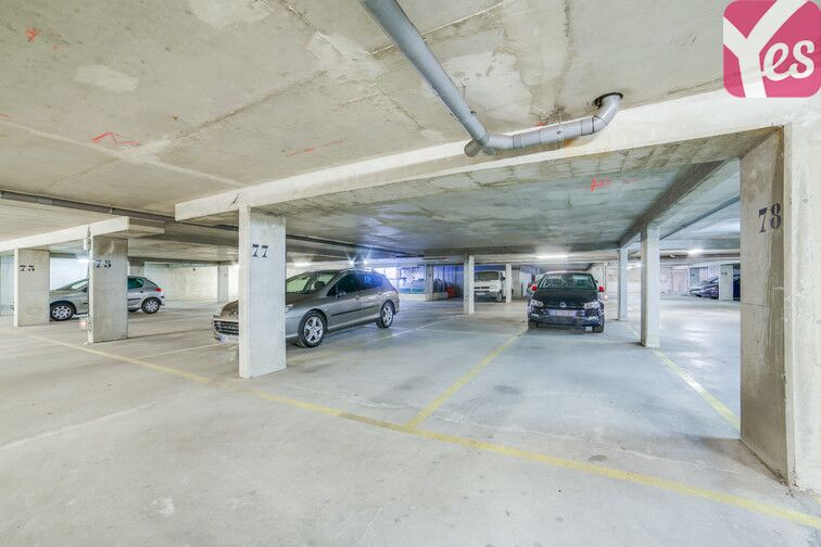 Parking Zone Industrielle - Viry-Châtillon avis