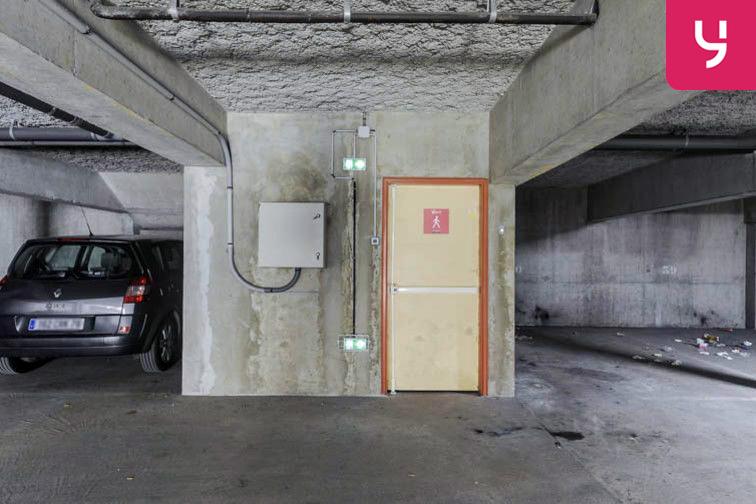 Parking Clé Saint-Pierre - Pissaloup - La Revanche - Élancourt 78990