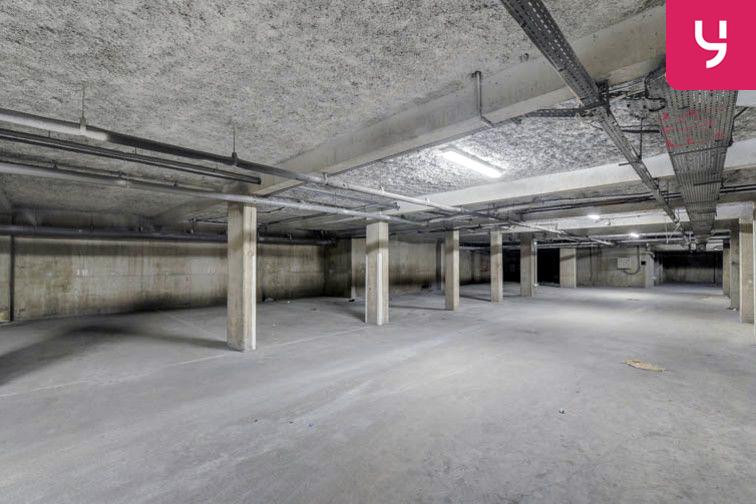 Parking Clé Saint-Pierre - Pissaloup - La Revanche - Élancourt sécurisé