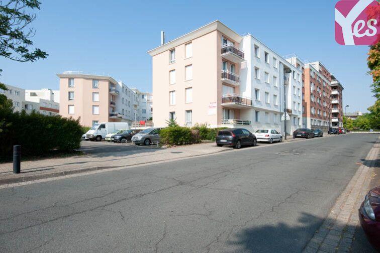 Parking Clé Saint-Pierre - Pissaloup - La Revanche - Élancourt rue de Copenhague
