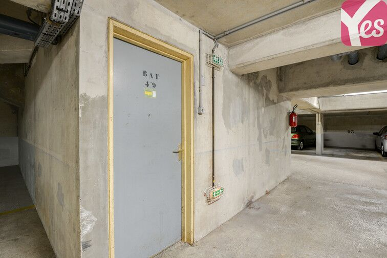 Parking Rue Hoche - Centre-ville - Houilles à louer