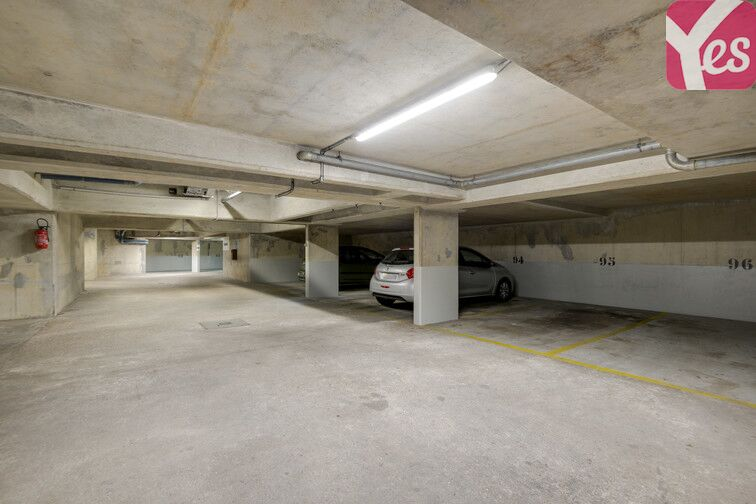 Parking Rue Hoche - Centre-ville - Houilles en location