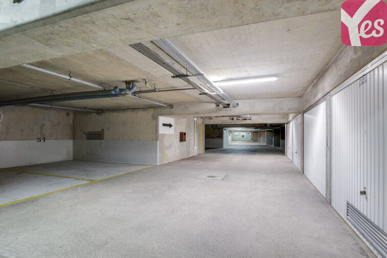 Parking Rue Hoche - Centre-ville - Houilles souterrain