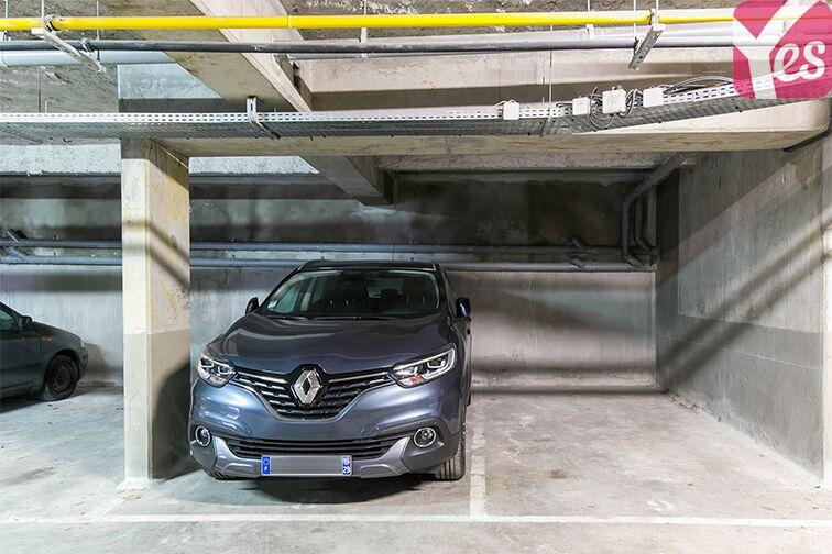 Parking Le Manet en location