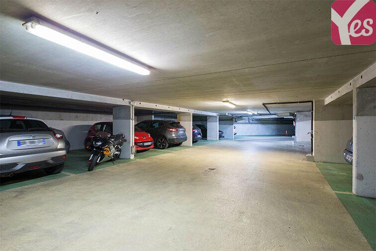 Parking Issy - Val-de-Seine souterrain