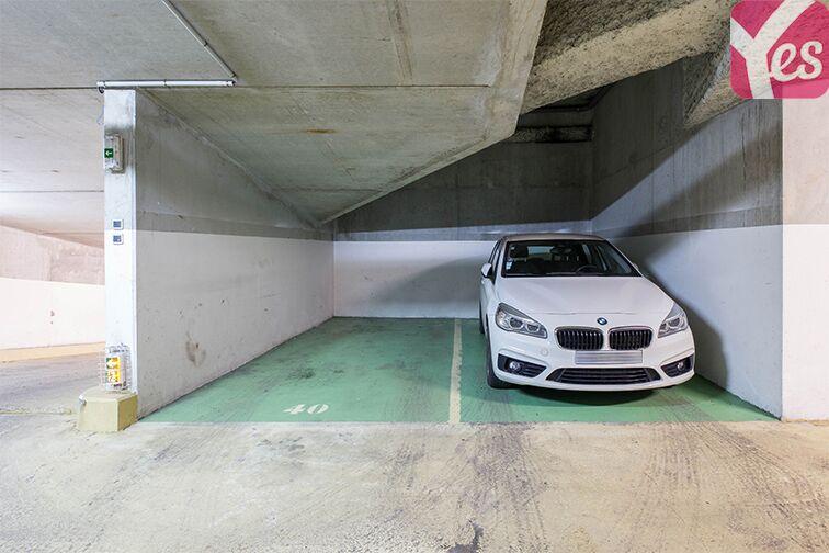 Parking Issy - Val-de-Seine location