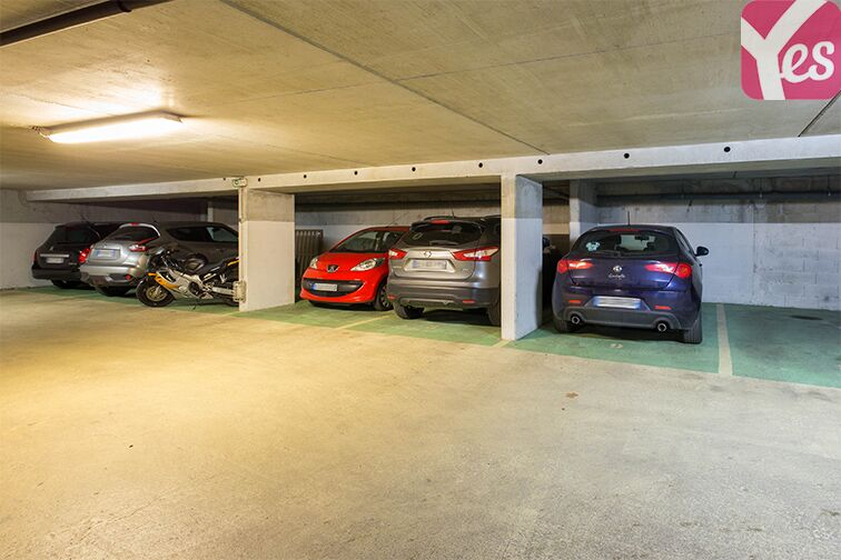 Parking Issy - Val-de-Seine en location