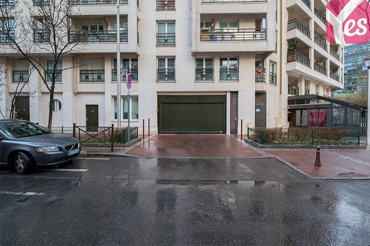 Parking Issy - Val-de-Seine location mensuelle