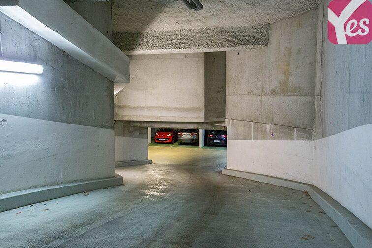 Parking Issy - Val-de-Seine 24/24 7/7