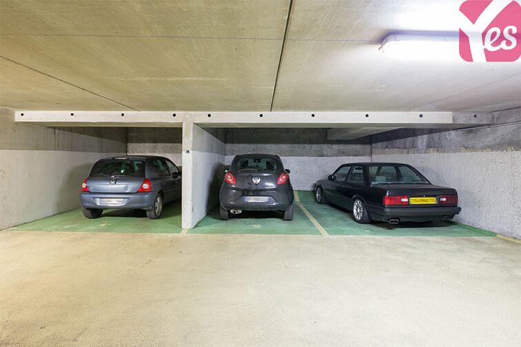 Parking Issy - Val-de-Seine sécurisé