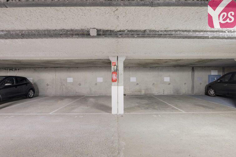 Parking Rue des Quatre Vents - Voisins-le-Bretonneux box