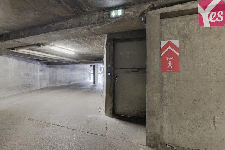 Parking Place Stanislas - Parc de la Pépinière 24/24 7/7