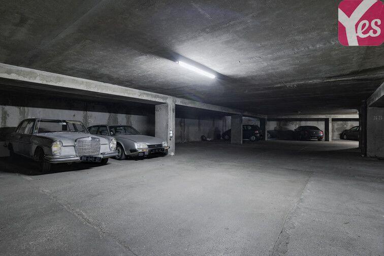Parking Place Stanislas - Parc de la Pépinière 54000