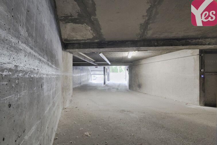 Parking Place Stanislas - Parc de la Pépinière location mensuelle