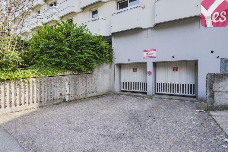 Parking Place Stanislas - Parc de la Pépinière sécurisé