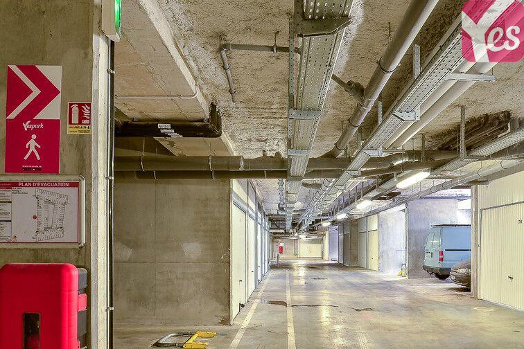Parking Résidence Ilot st pierre - Nice souterrain