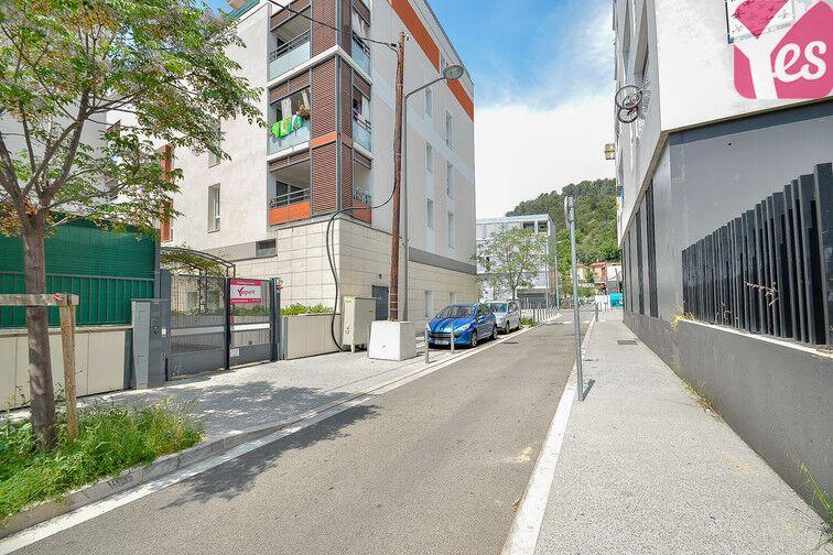Parking Résidence Ilot st pierre - Nice 14 chemin du Château Saint-Pierre