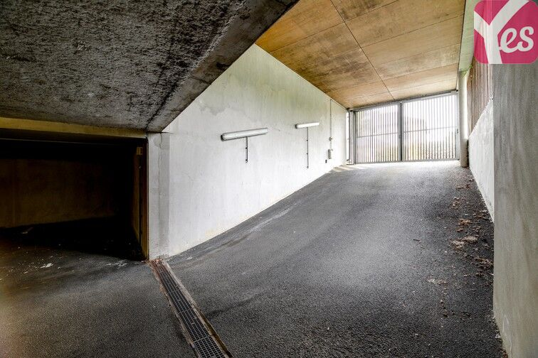 Parking Piscine de l'Axe Majeur - Nantes Erdre Nantes