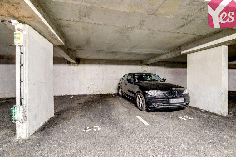 Parking Piscine de l'Axe Majeur - Nantes Erdre location mensuelle