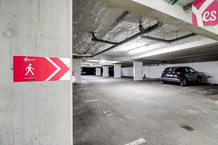 Parking Piscine de l'Axe Majeur - Nantes Erdre gardien