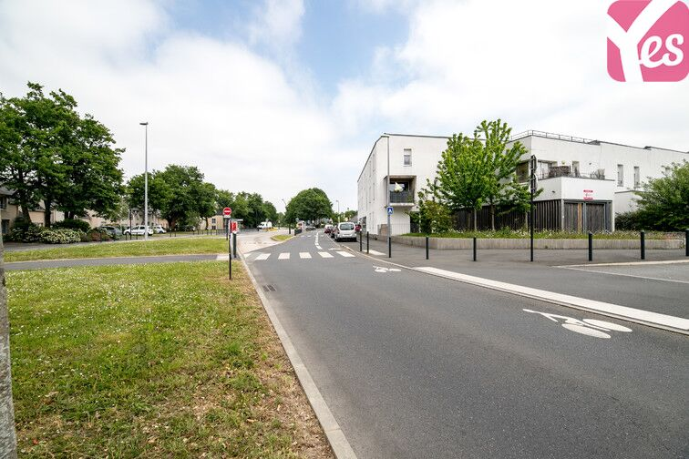 Parking Piscine de l'Axe Majeur - Nantes Erdre garage