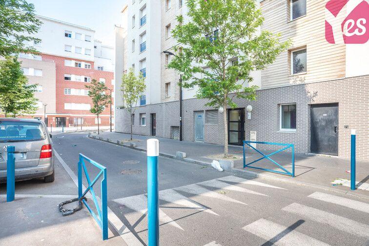 Parking Centre-ville - Aubervilliers souterrain
