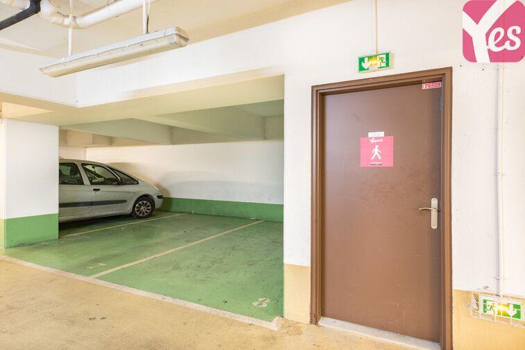 Parking Centre-ville - Aubervilliers sécurisé